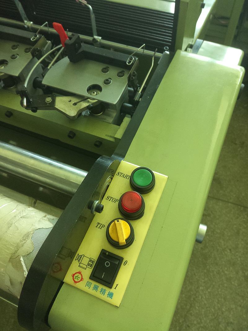 TXF4/110 双层 高速织带机